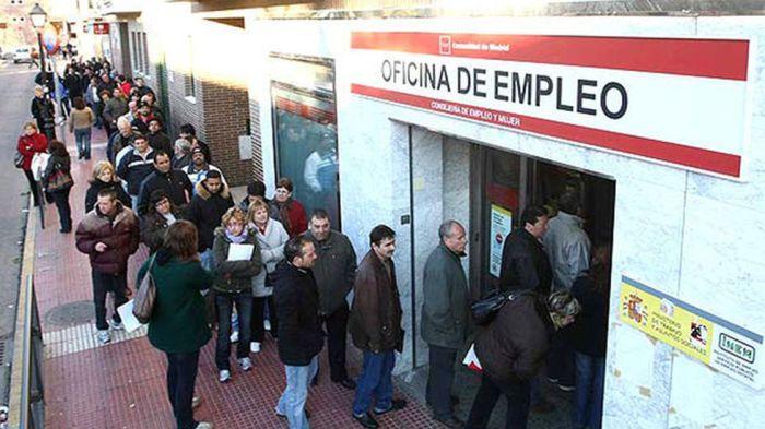 El desempleo en España y en la UE(I/II).